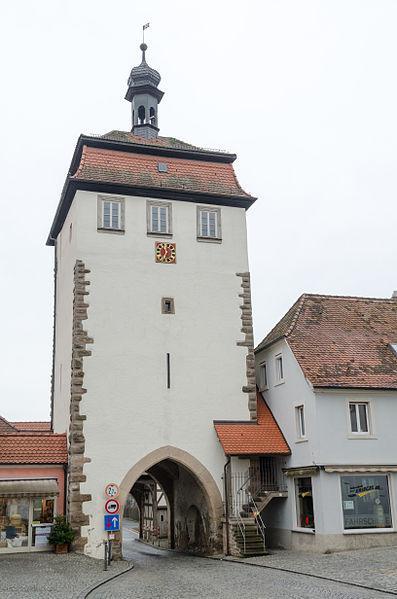 File:Schlüsselfeld, Oberes Tor, Marktplatz 1, 010.jpg