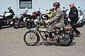 Schleswig-Holstein, Wilster, Zehnte Internationale VFV ADAC Zwei-Tage-Motorrad-Veteranen-Fahrt-Norddeutschland und 33te Int-Windmill-Rally NIK 4166.jpg