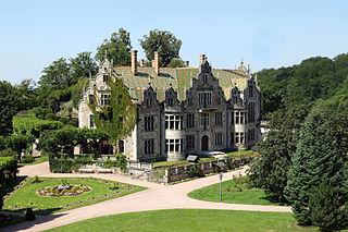 Altenstein Palace castle