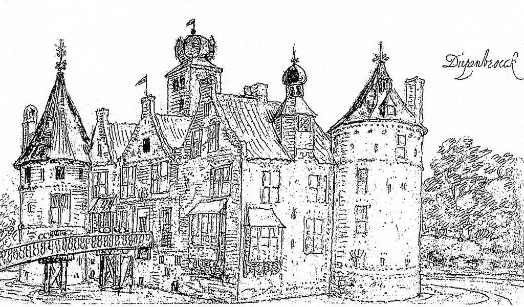 File:Schloss Diepenbrock vor 1736.jpg