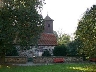 Schmargendorf - Village church