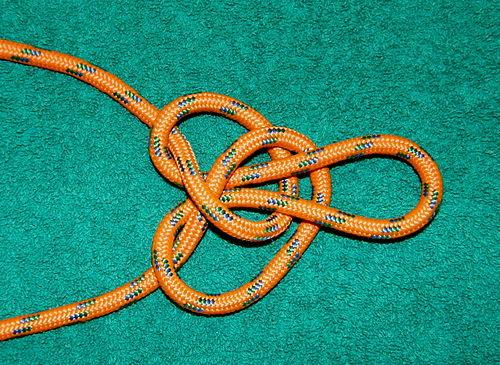 Klettergurt Selber Knoten : Knotenkunde u knotenfibel für outdoor aktivitäten wikibooks