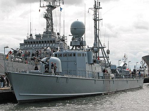 Украина попросила ВМС Германии напомнить Крыму 1941-й год