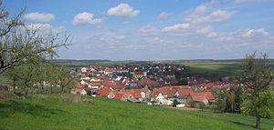 Arnstein - Schwebenried
