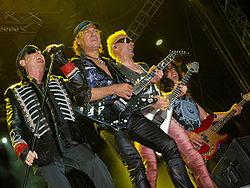 Scorpions Crazy World Tour 1991