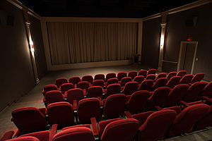 Culver Studios - Known as the Cecil B. DeMille Theater, it served as the executive screening room during Hollywood's heyday when each movie studio had its own stable of stars
