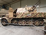 SdKfz 101 KM m 11 with 2cm Flak-Vierling pic3.JPG