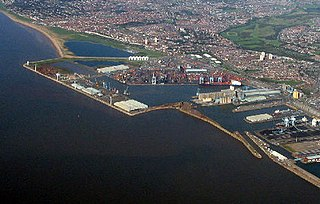 Seaforth, Merseyside district in the Metropolitan Borough of Sefton, Merseyside, England