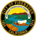Seal of Firebaugh, California (2006).png