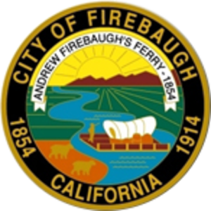 Firebaugh, California - Image: Seal of Firebaugh, California (2006)