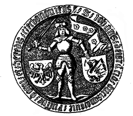 Seal of Janusz II Prince of Płoc.PNG