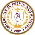 Seal of the UPR Humacao.png