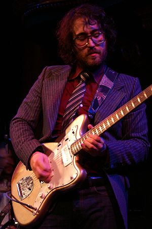 Sean Lennon - Lennon performing April 29, 2007
