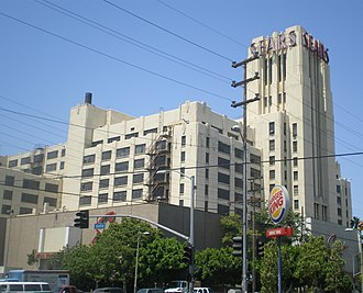 Eastside Los Angeles - Sears, Roebuck & Company Mail Order Building (Los Angeles, California)