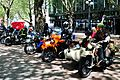 Seattle - VE Day 72nd anniversary celebrations - 09 - motorcycles.jpg