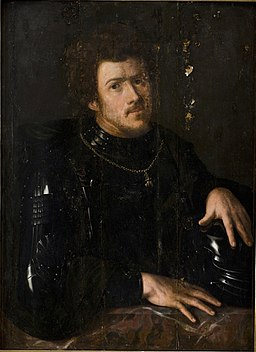 Sebastiano del Piombo - Portrait of Charles the Bold - KMSsp142 - Statens Museum for Kunst