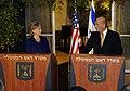 Secretary Clinton Visits Israeli Prime Minister Residence (3326895770).jpg
