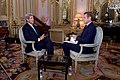 Secretary Kerry Sits With ABC's Marquardt Before Interview at U.S. Ambassador's Residence in Paris (22675727267).jpg
