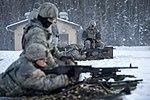 Security Forces Airmen fire the M240B machine gun 161027-F-YH552-054.jpg