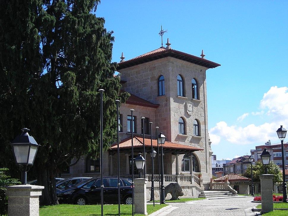 Sede social do Celta de Vigo