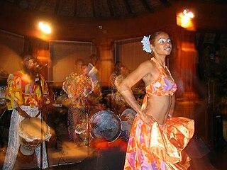 Music of Mauritius