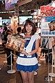 Sega promotional model at Tokyo Game Show 20100917.jpg