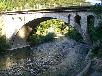 Sele (river) - Image: Sele river
