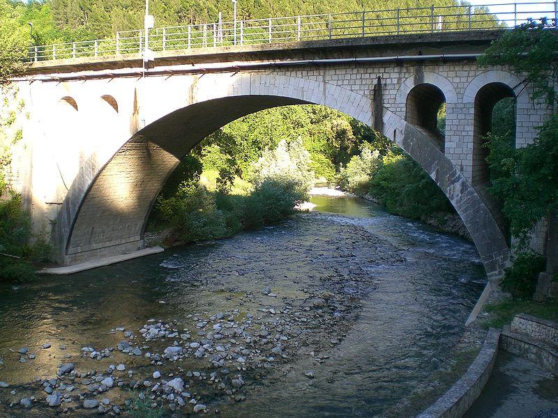 Sele river