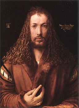 Autoportret-(Monachijski-autoportret)-Albrechta-Dürera
