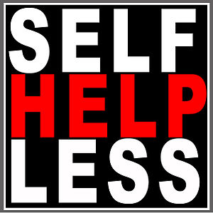 Logo for the independent film Self Helpless