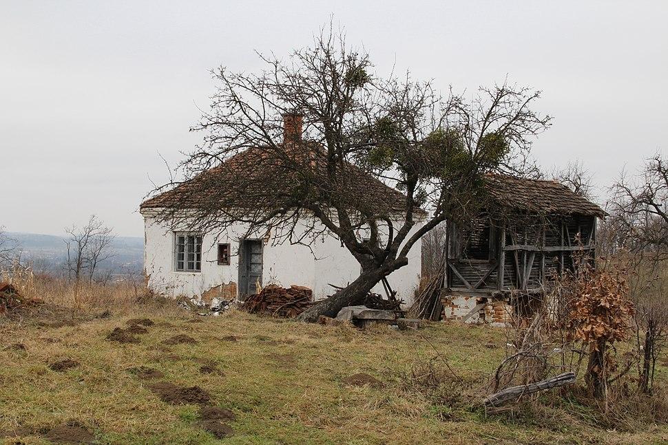 Selo Mrčić - opština Valjevo - zapadna Srbija - Staro seosko domaćinstvo - Kolubarska arhitektura 4
