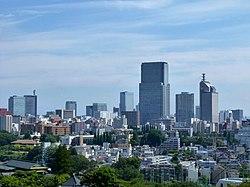 SendaiCity Skylines from Mukaiyama2018.jpg