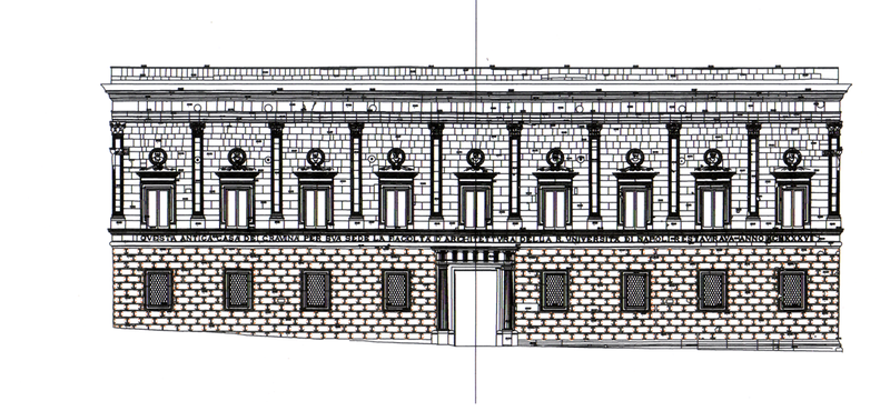 Palazzo Gravina à Naples.