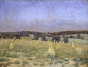 William Anderson Coffin - Image: September by William Anderson Coffin