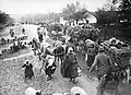 SerbianretreatSerbian civilians1915.jpg