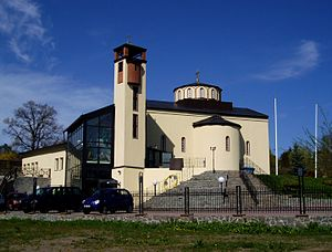 Swedish Serbs - Serbian Orthodox Church in Enskede