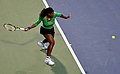 Serena Williams Forehand 2011.jpg