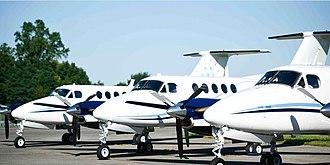 Servant Air - Servant Air fleet in Beacon Livery