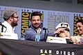 Seth Rogen, Dominic Cooper & Ruth Negga (35787834810).jpg