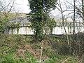 Settlement tank at Melbur China Clay Works - geograph.org.uk - 1234911.jpg