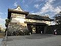 Shachinomon Gate of Saga Castle 4.jpg