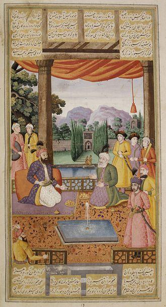 Shahnameh - Shahnameh (Book of Kings) Abu'l Qasim Firdausi (935–1020)