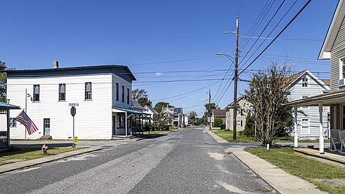 Sharptown mailbbox