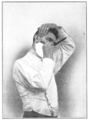 Shaving Made Easy, 1905 - Shaving the right side.png