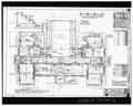 Sheet 4- PLAN OF BASEMENT - Penn High School, Penn Avenue at Main Street, Greenville, Mercer County, PA HABS PA,43-GRENV,3-16.tif