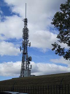 Tapton Hill transmitting station