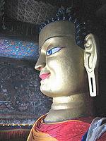 Shey palace Shakyamuni buddha.jpg