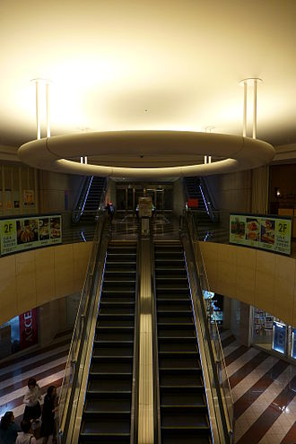 Shiodome City Center - Shiodome City Center Shopping Arcade