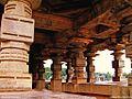 Shiva temple, warangal.JPG