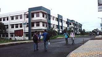 Shahapur - Building of Shivajirao S Jondhle College of Pharmacy
